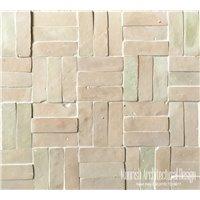2x6 Moroccan Terracotta Brick