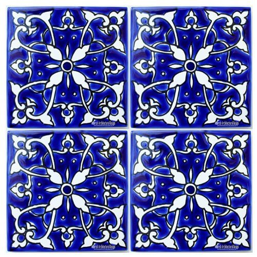 Mediterranean Tile 12