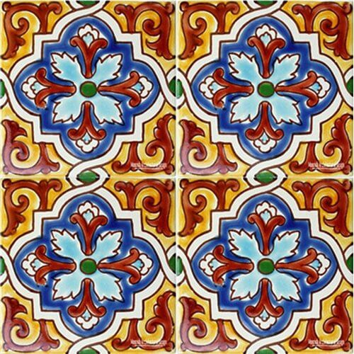 Mediterranean Tile 23