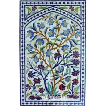 Moroccan Tile Mural 14