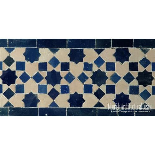 Moroccan Pool Tiles Los Angeles