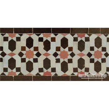 Moroccan Border Tile 04