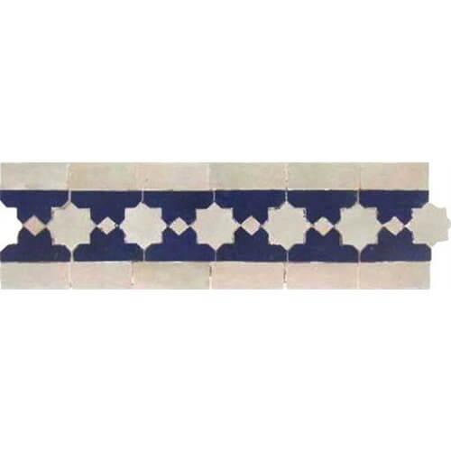Moroccan Border Tile 39