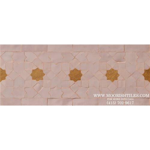 Moroccan Border Tile 49