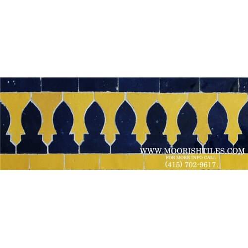 Moroccan Border Tile 65