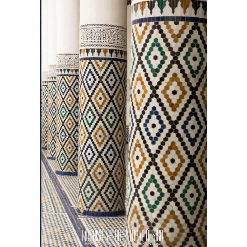 Moorish Column
