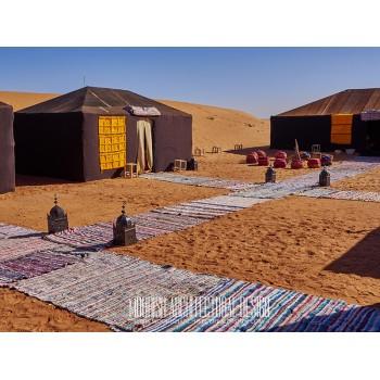 Bedouin Camp Tent