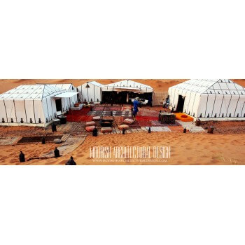 Moroccan Party Tent 05