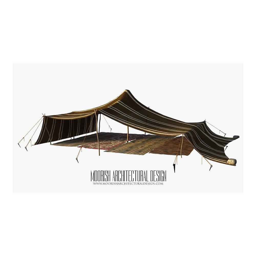 Arabian Tent Manufacturer Bedouin Tent Berber Camping Tent