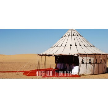 Moroccan Party Tent 06