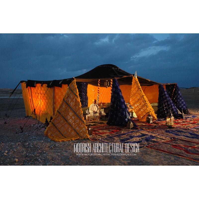 Berber Camping Tent