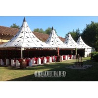Moroccan Wedding Party Tent