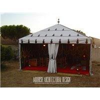 Moroccan garden Gazebo tent
