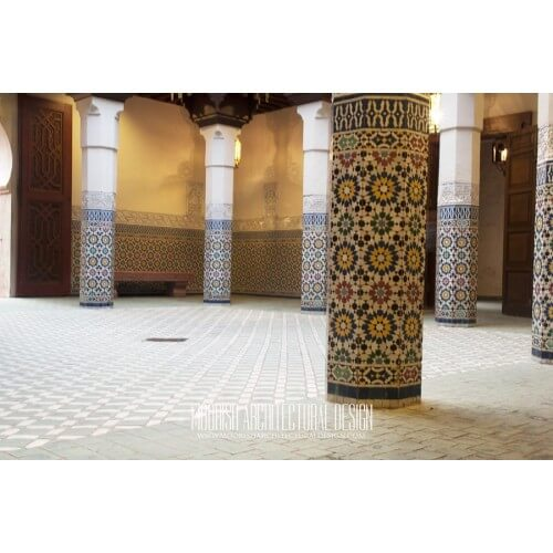 Moorish Column 04