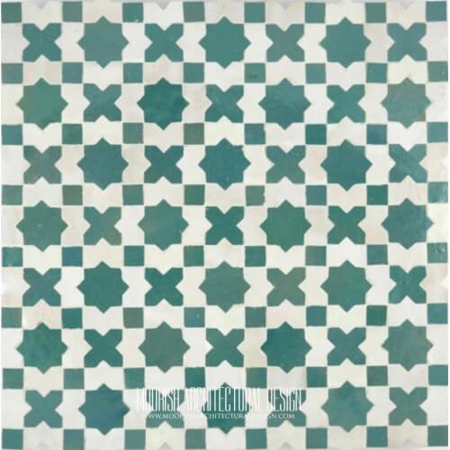 Moroccan Tile 211