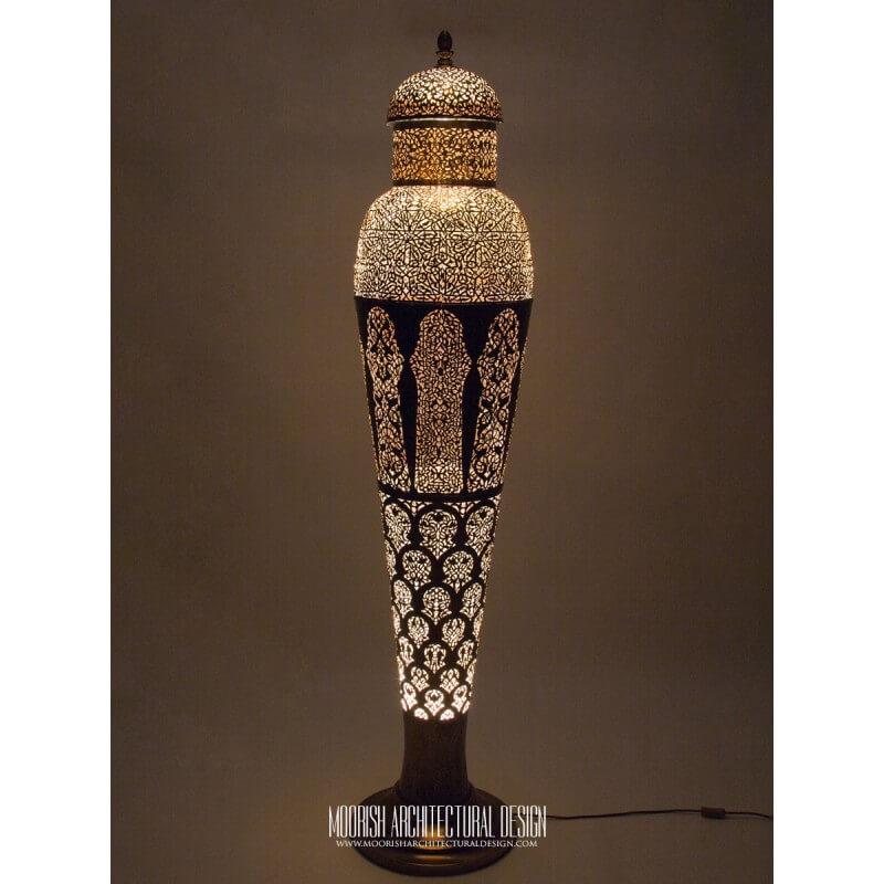 Moroccan Floor Lamp Los Angeles
