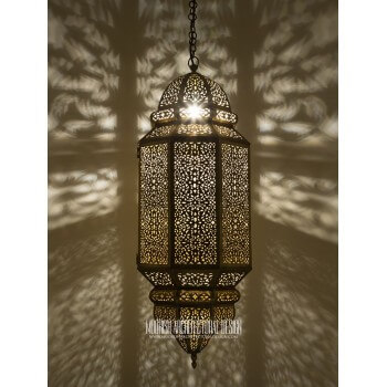 Modern Moroccan Pendant 50
