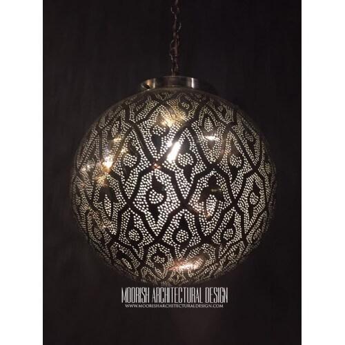 Modern Moroccan Pendant 58