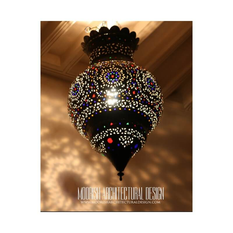 Outdoor Lighting & Exterior Moroccan Light Fixtures