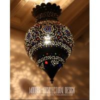 Outdoor Lighting & Exterior Moroccan Light Fixtures