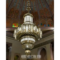 Luxury Large size Moroccan chandelier