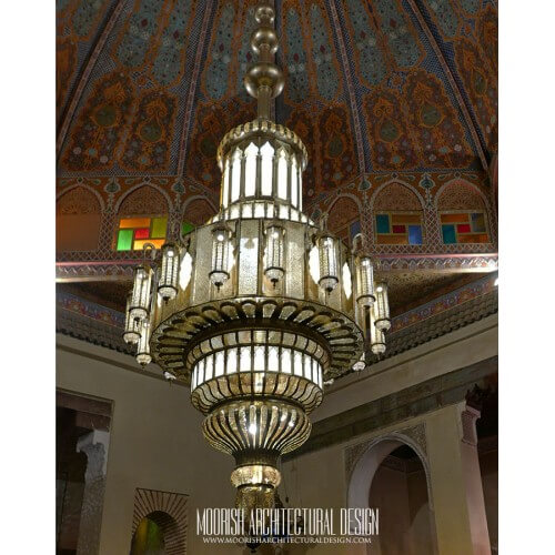 Traditional Moroccan Chandelier 11