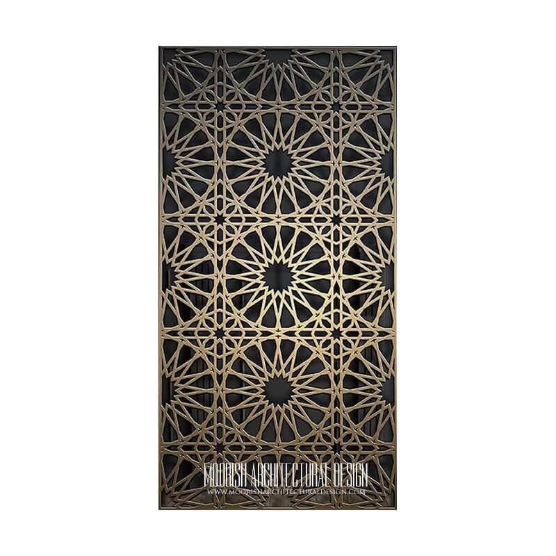 Geometric Jali Screens