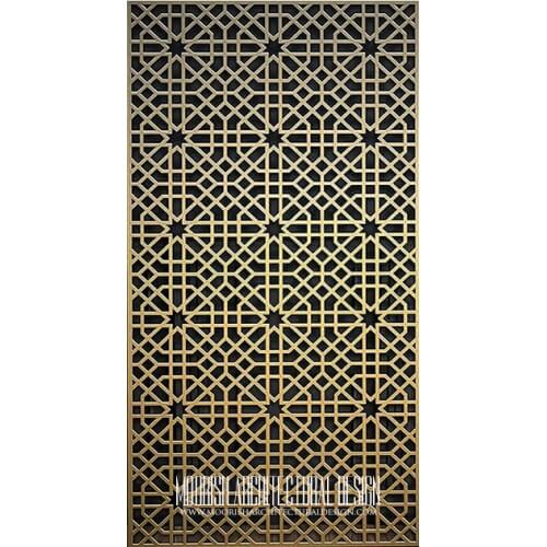 Metal Lattice Screen 08