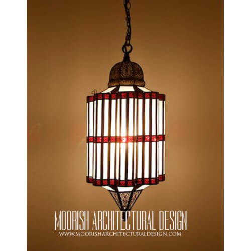 Traditional Moroccan Lantern 23