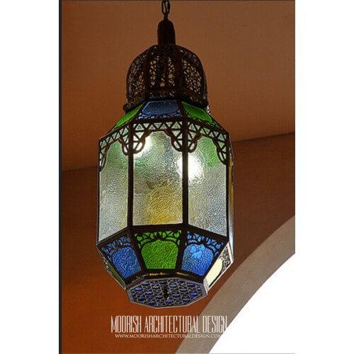 Traditional Moroccan Lantern 26