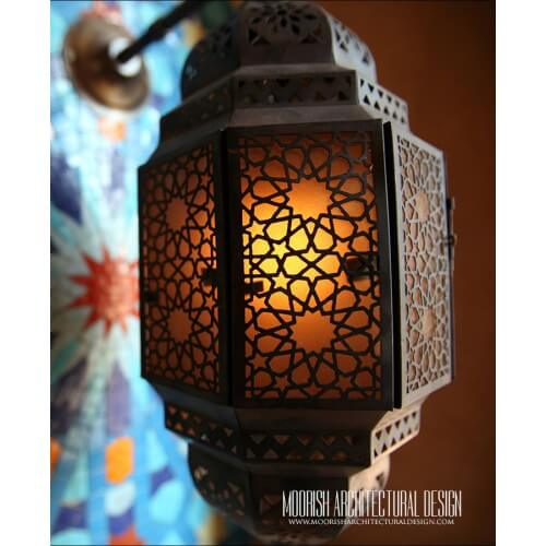 Traditional Moroccan Lantern 28