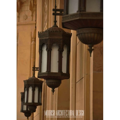 Moroccan Outdoor Wall Light 07