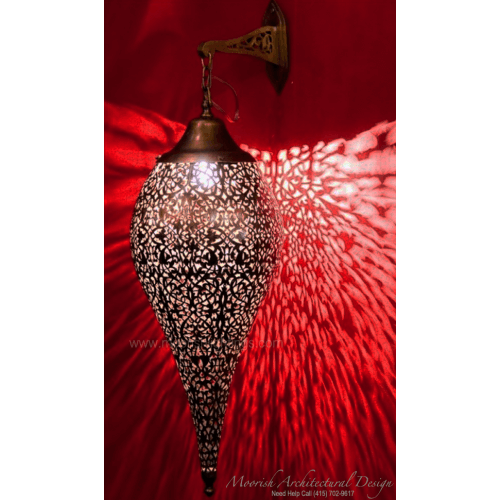 Modern Moroccan Sconce 13