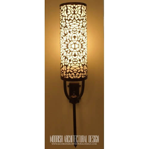 Modern Moroccan Sconce 20