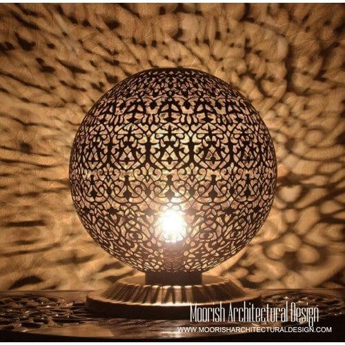 Modern Moroccan Lamp 12