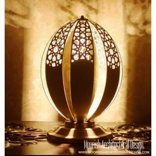 Modern Moroccan Lamp 13