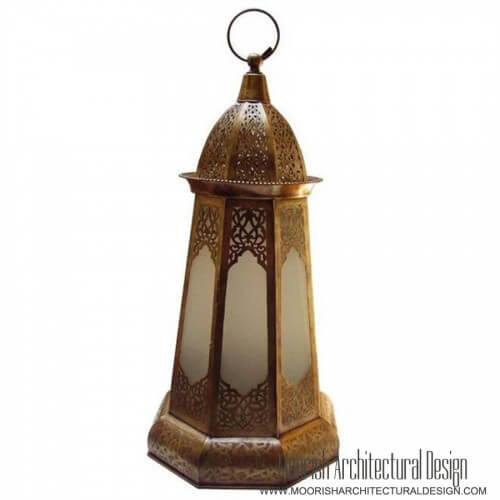 Traditional Moroccan Lamp 10