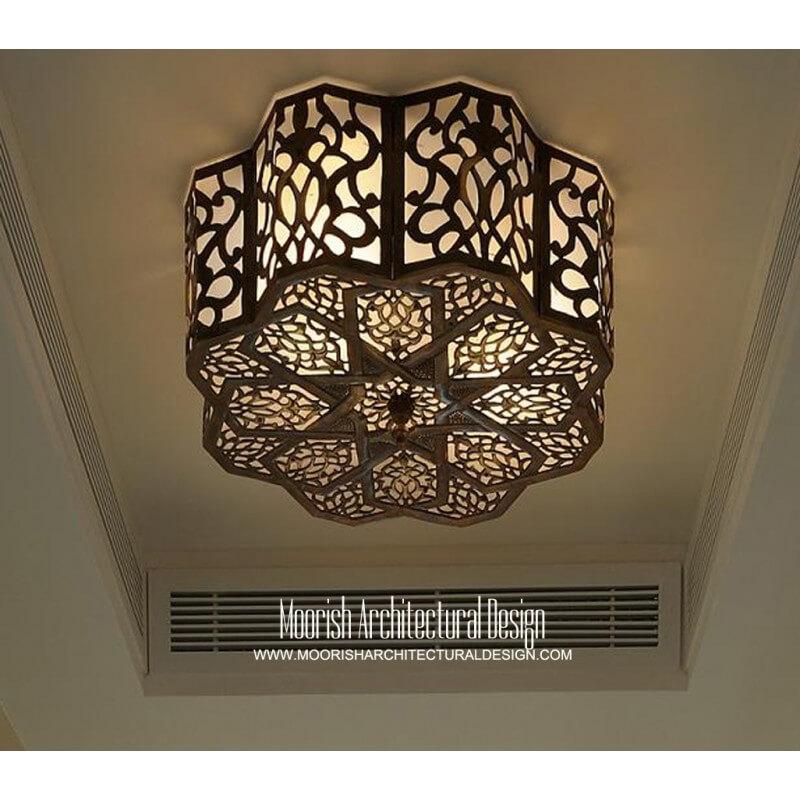 Moorish Ceiling Lights ideas