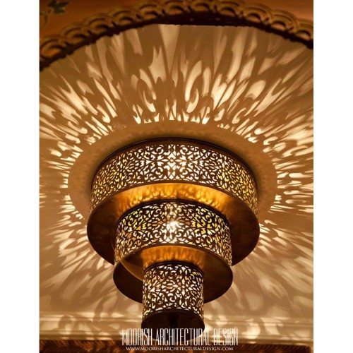 Traditional Ceiling Light 06