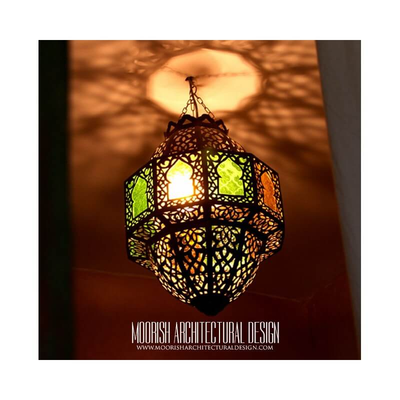 UL Listed Moroccan lighting