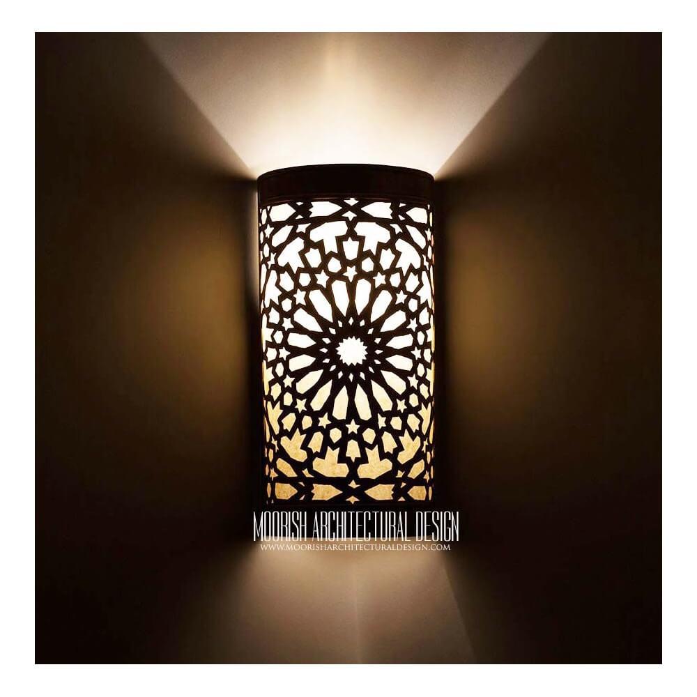 Moroccan Bathroom Wall Lights : Buy Moroccan bathroom wall sconces New York