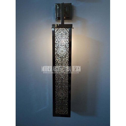 Modern Moroccan Sconce 36
