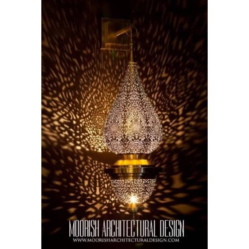 Modern Moroccan Sconce 39