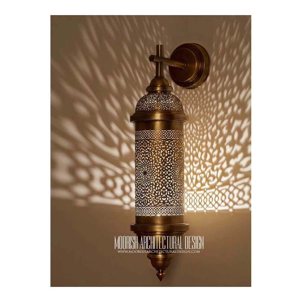 Custom bathroom lighting