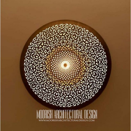 Modern Moroccan Sconce 41
