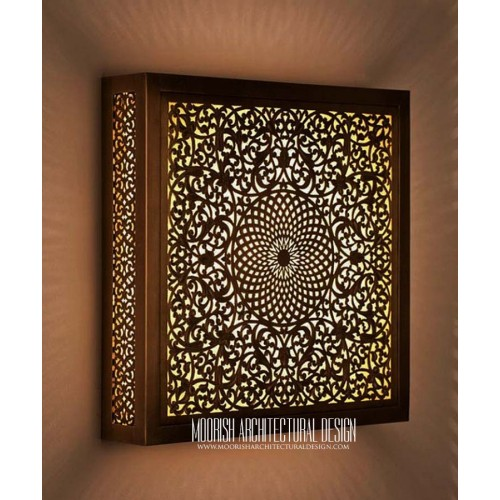 Modern Moroccan Sconce 42