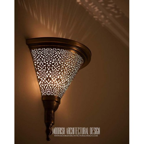 Modern Moroccan Sconce 43