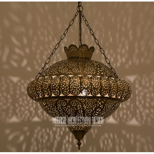 Traditional Moroccan Pendant 60