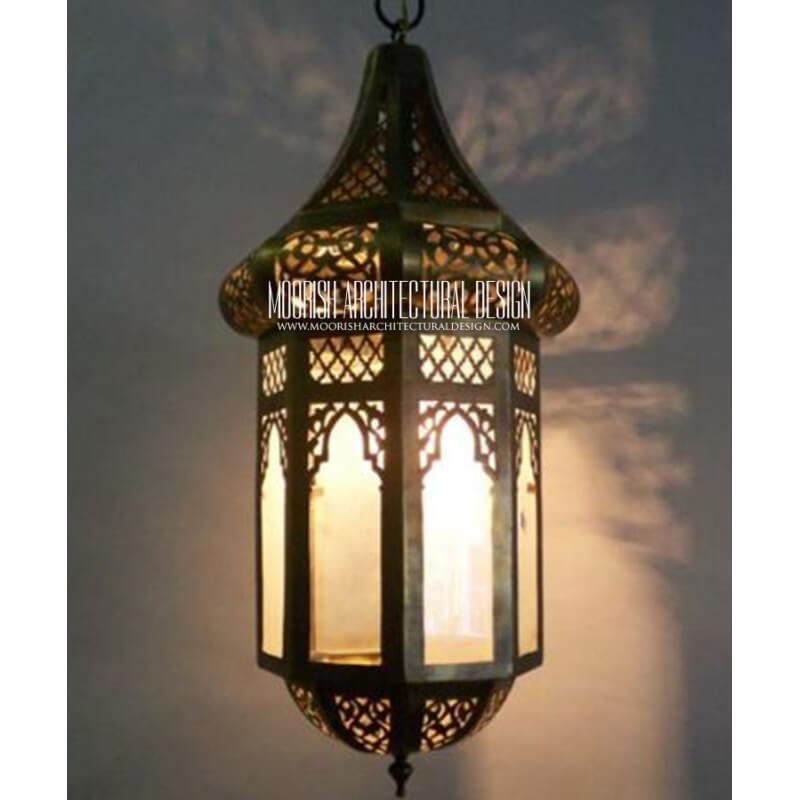 Bespoke Moorish Lighting Supplier