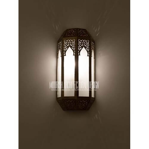 Traditional Moroccan Sconce 36